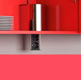 Розетки Bahmann