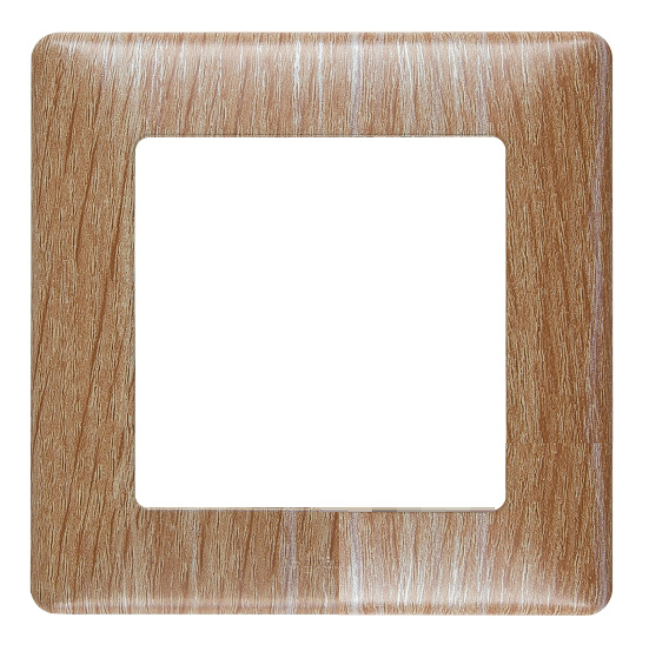 frame wood light