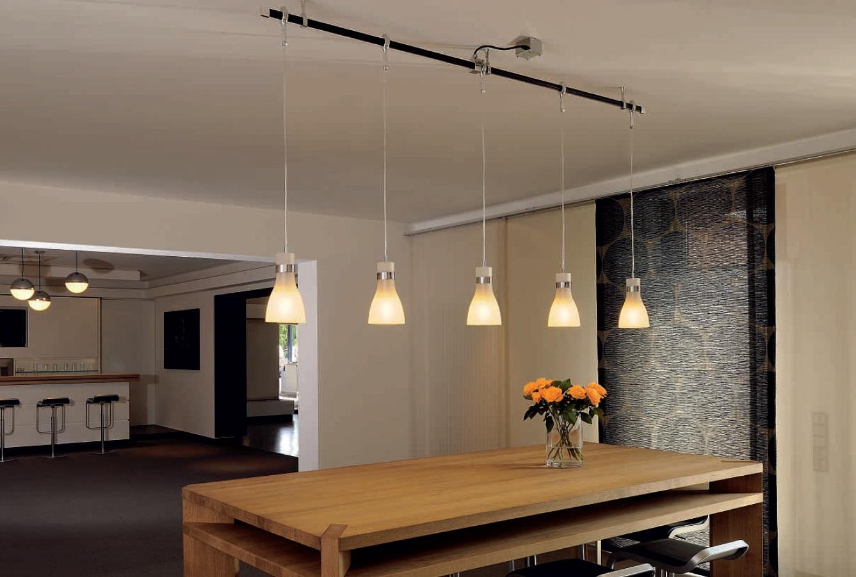 Встроенные светильники slv в интерьере кухни фото
